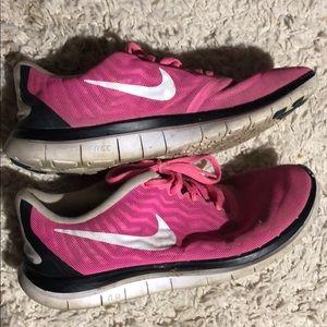 Nike Free 4.0 size 10